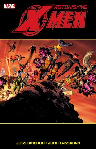 9780785161950: Astonishing X-Men by Joss Whedon & John Cassaday Ultimate Collection Book 2