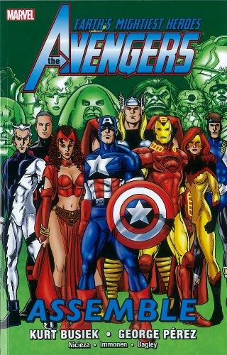 Avengers Assemble, Vol. 3: Kurt Busiek, Fabian Nicieza, Roger Stern