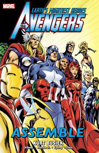 Avengers Assemble Vol. 4: Busiek, Kurt