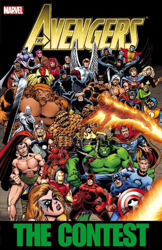 9780785161998: Avengers: The Contest