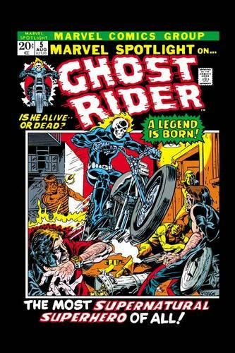 9780785162001: Ghost Rider: Official Index to the Marvel Universe