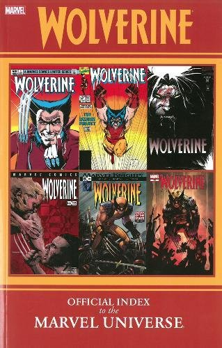 9780785162018: Official Index to the Marvel Universe: Wolverine