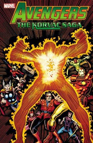 9780785162056: Avengers: The Korvac Saga