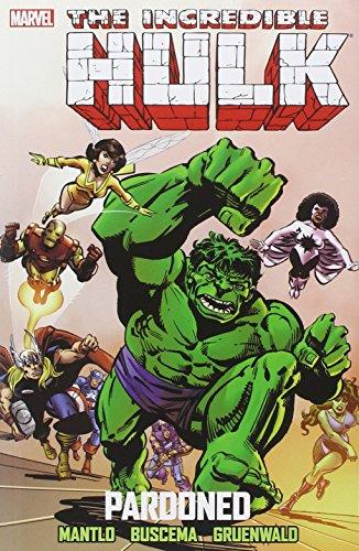 9780785162087: The Incredible Hulk: Pardoned