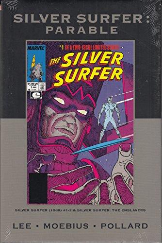 9780785162100: SILVER SURFER PARABLE PREM HC DM VAR ED 91