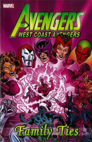 9780785162162: Avengers - West Coast Avengers: Family Ties