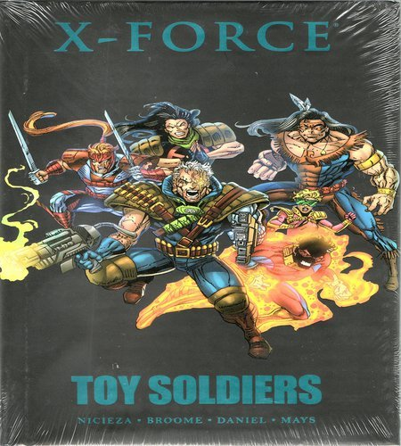 9780785162193: X-Force: Toy Soldiers