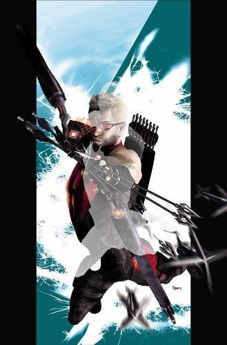 9780785162278: Ultimate Comics Hawkeye by Jonathan Hickman