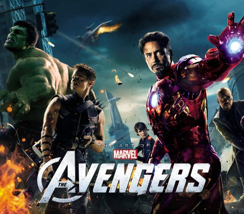 9780785162346: Avengers: The Art of Marvel's The Avengers