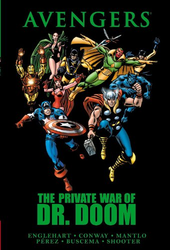 9780785162353: The Private War of Dr. Doom (Avengers)