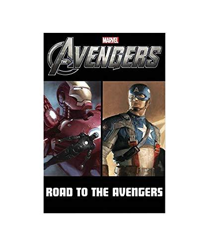 9780785162377: Avengers: Road to marvel's the Avengers