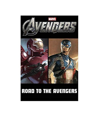 9780785162377: Avengers: Road to Marvel's the Avengers
