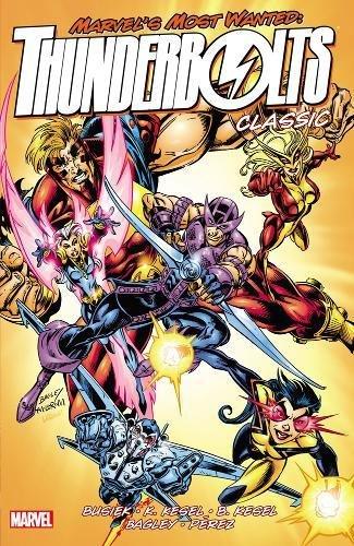 9780785162391: Thunderbolts Classic, Volume 3