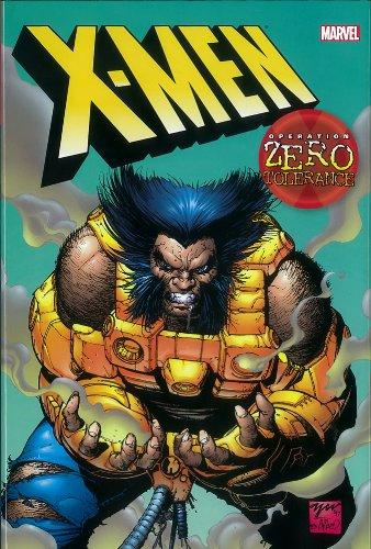 9780785162407: X-Men: Operation Zero Tolerance