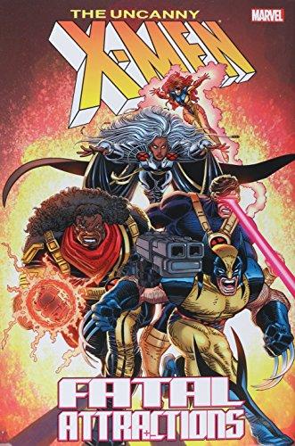 9780785162452: The Uncanny X-Men: Fatal Attraction