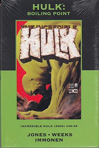 Marvel Premiere Classic Vol. 102 : Hulk - Boiling Point [Incredible Hulk (2000) #40-49]: Jones, ...