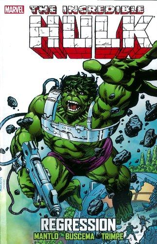 9780785162599: Regression (Incredible Hulk)