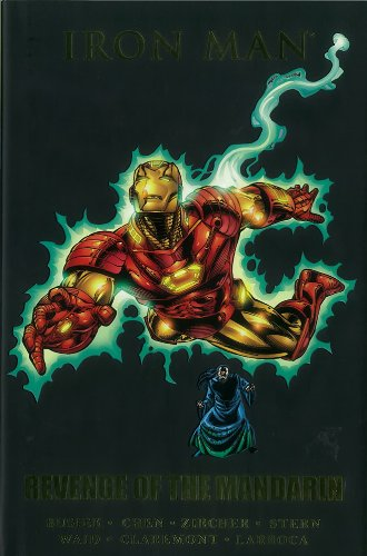 9780785162605: Iron Man: Revenge of the Mandarin (Iron Man (Marvel Hardcover Unnumbered))