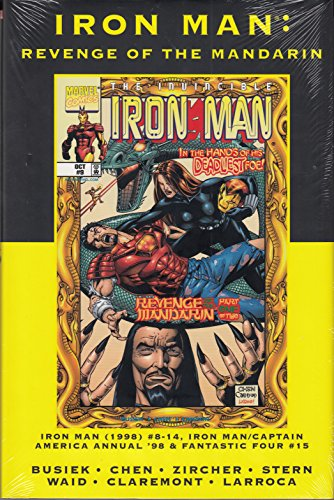 9780785162612: Iron Man: Revenge of the Mandarin (Marvel Premiere Classic Vol 99 DM Ed)