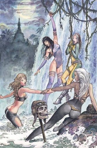 9780785162797: X-Women