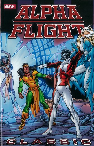 9780785162926: Alpha Flight Classic - Volume 3