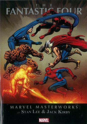 9780785162940: MMW FANTASTIC FOUR 08 (Marvel Masterworks)