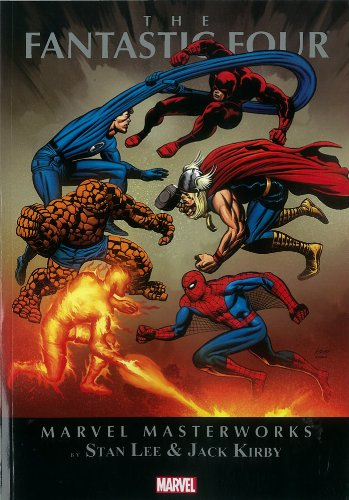 9780785162940: Marvel Masterworks: The Fantastic Four 8