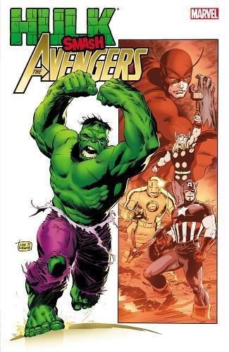 Hulk Smash Avengers (Incredible Hulk): Tom Defalco, Joe