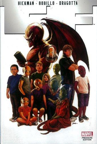 9780785163121: Ff By Jonathan Hickman - Vol. 3 (Fantastic Four)