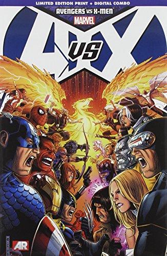 9780785163176: AVENGERS VS X-MEN CHEUNG HC AVX