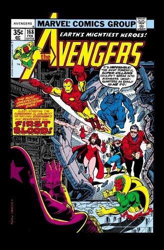 Essential Avengers - Volume 8: Shooter, Jim; Wolfman, Marv; Gerber, Steve; Starlin, Jim