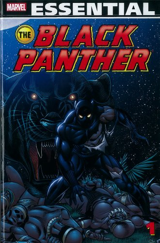 9780785163237: ESSENTIAL BLACK PANTHER 01