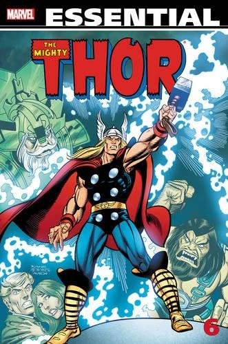 Marvel Essential Thor Vol. 6 (Thor #221-247)