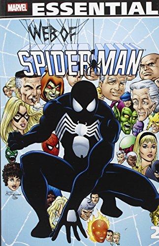 Essential Web of Spider-Man - Volume 2: DeMatteis, J.M., Michelinie,