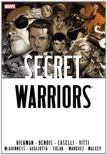 9780785163336: Secret Warriors