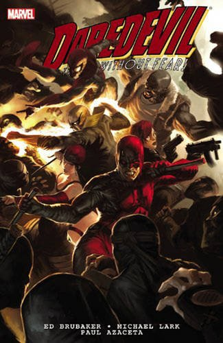 9780785163350: DAREDEVIL BY BRUBAKER AND LARK ULT COLL BOOK 02 (Daredevil Ultimate Collection)