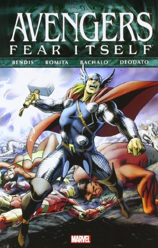 9780785163480: Fear Itself: Avengers