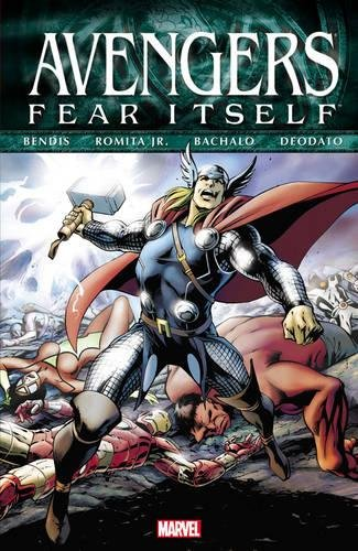 9780785163497: Avengers: Fear Itself (Avengers (Marvel Paperback))