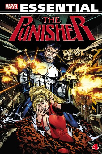 9780785163510: Essential Punisher - Volume 4 (Marvel Essentials)