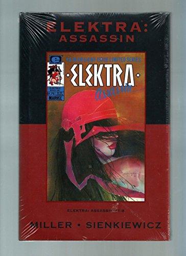 9780785163558: Elektra Assassin Prem HC Dm Var Ed 85