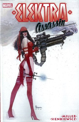 9780785163565: Elektra: Assassin