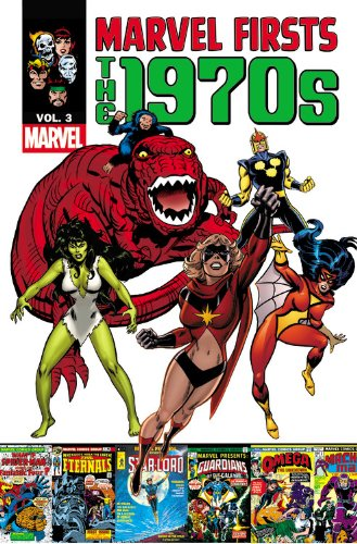 9780785163824: Marvel Firsts: The 1970s: 3