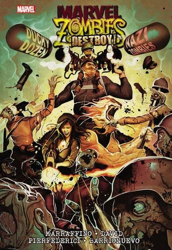 9780785163855: Marvel Zombies Destroy!