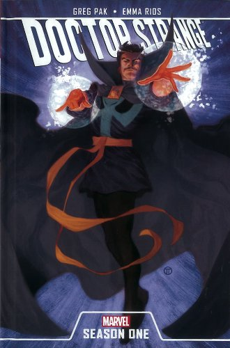 9780785163879: Dr. Strange: Season One