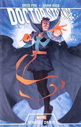 Doctor Strange: Strange Origin (Paperback)