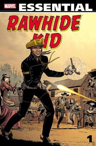 9780785163947: Essential Rawhide Kid - Volume 1