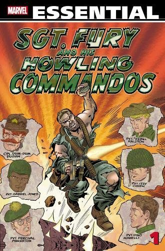 9780785163954: Sgt. Fury and His Howling Commandos, Volume 1 (Essential)