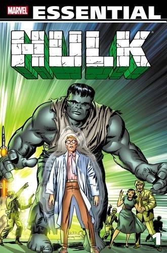 9780785164173: Essential Hulk Volume 1: Reissue