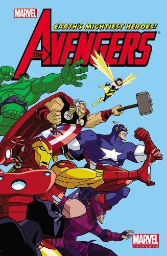 9780785164449: Marvel Universe Avengers, Earth's Mightiest Heroes 1