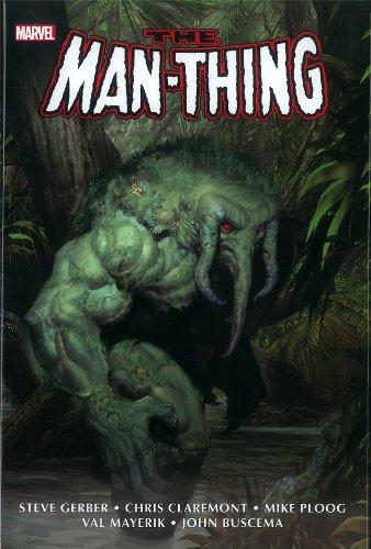 9780785164630: the Man-Thing Omnibus